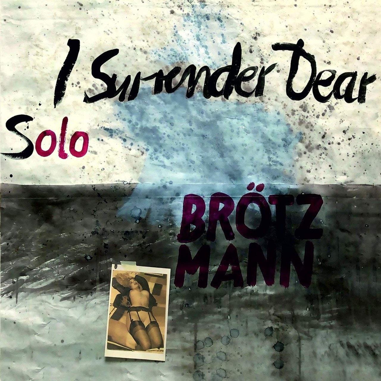 I Surrender, Dear - 1