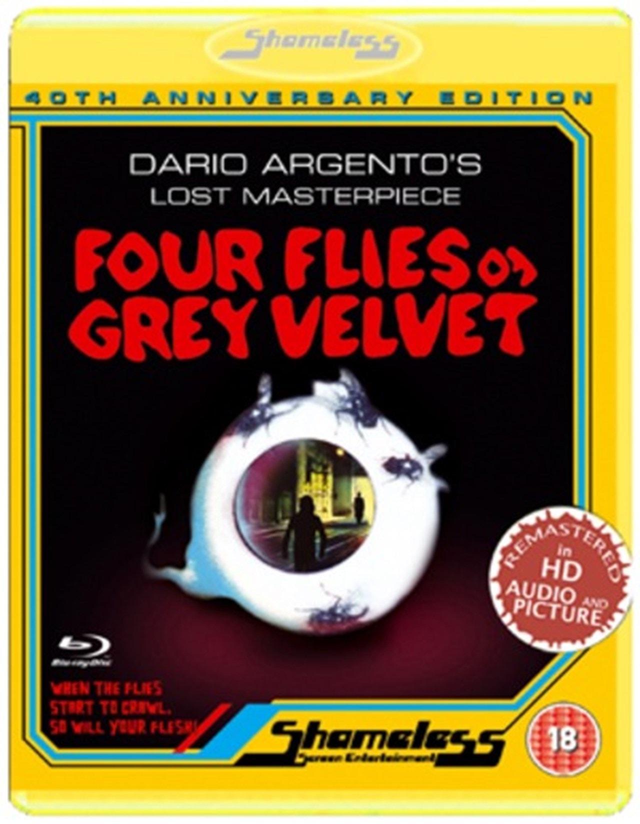 Four Flies On Grey Velvet - 1
