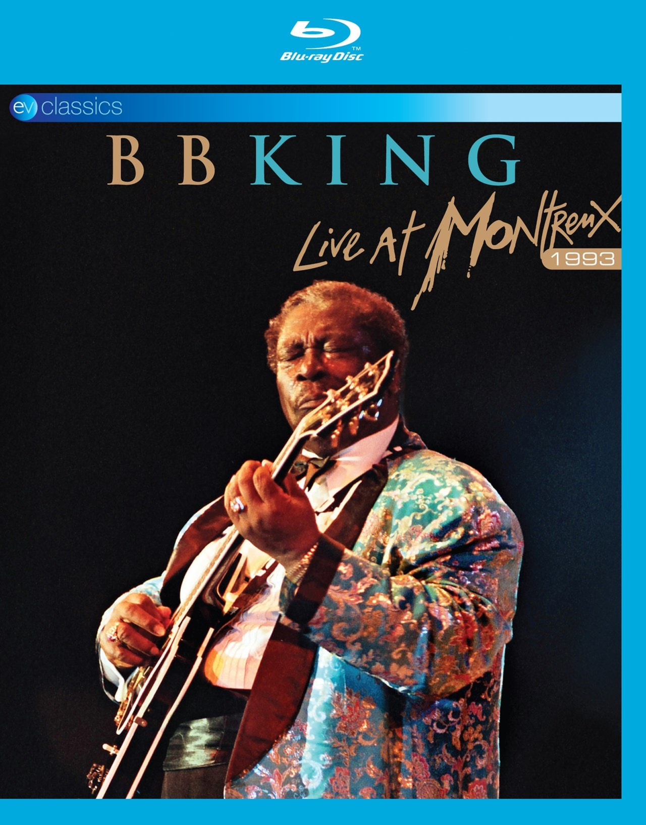 B.B. King: Live at Montreux 1993 - 1