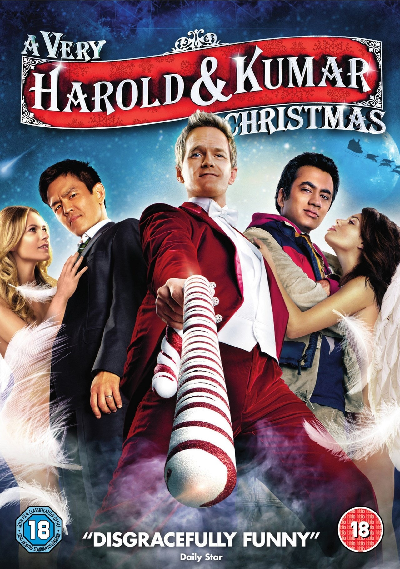 A Very Harold and Kumar Christmas - 1