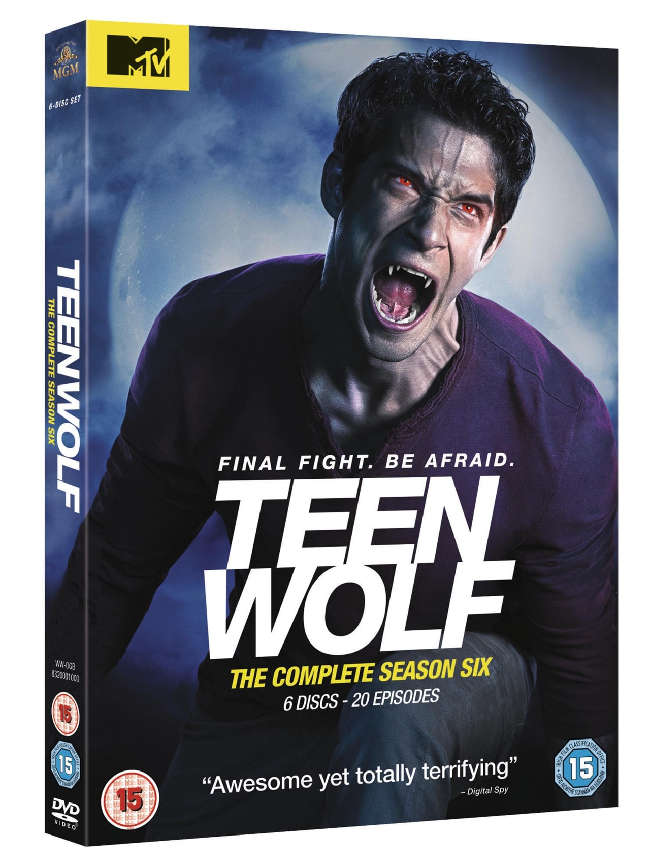 Teen Wolf: The Complete Season Six - 2