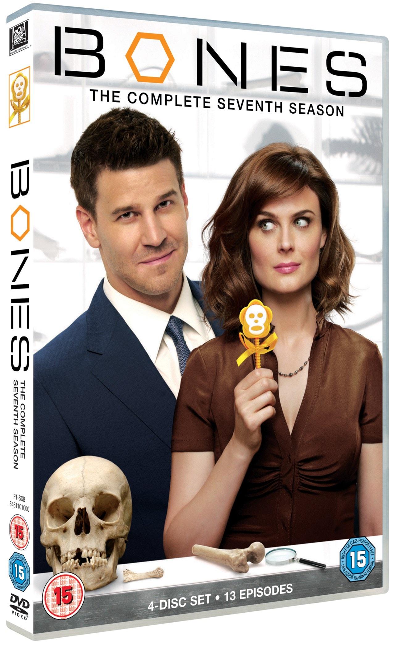 Bones: The Complete Seventh Season - 2