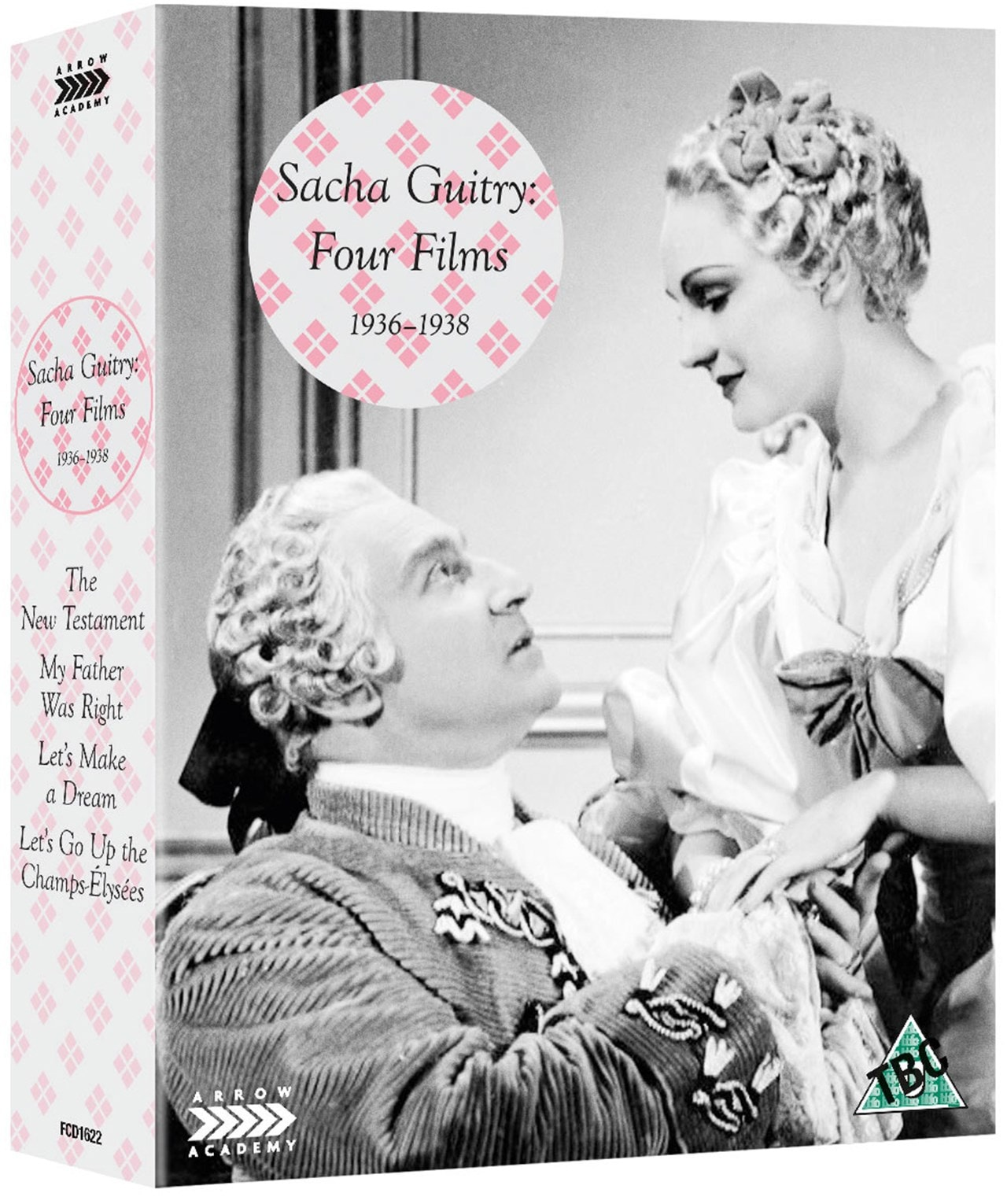 Sacha Guitry: Four Films 1936-1938 - 2
