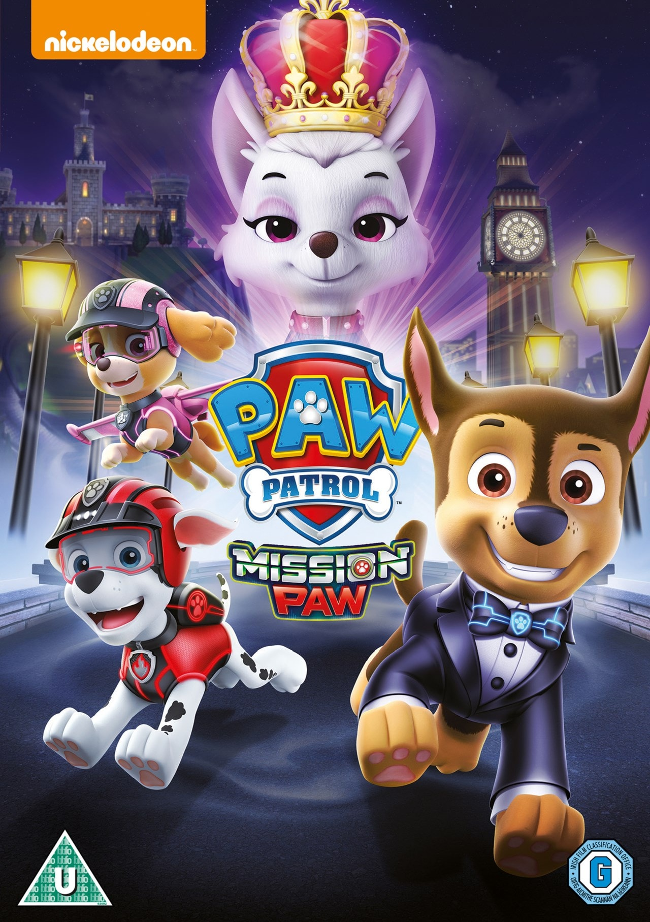 Paw Patrol: Mission Paw - 1