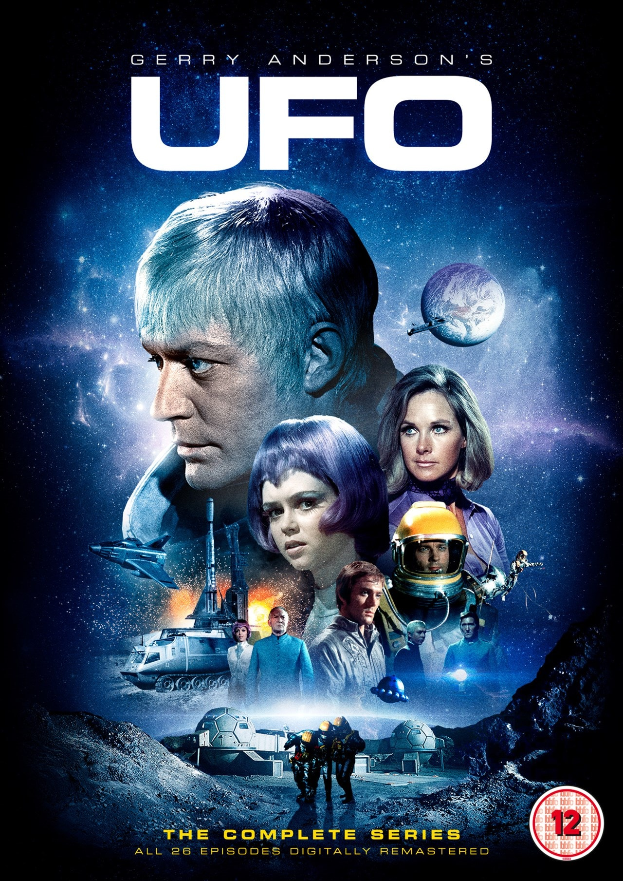 UFO: The Complete Series - 1