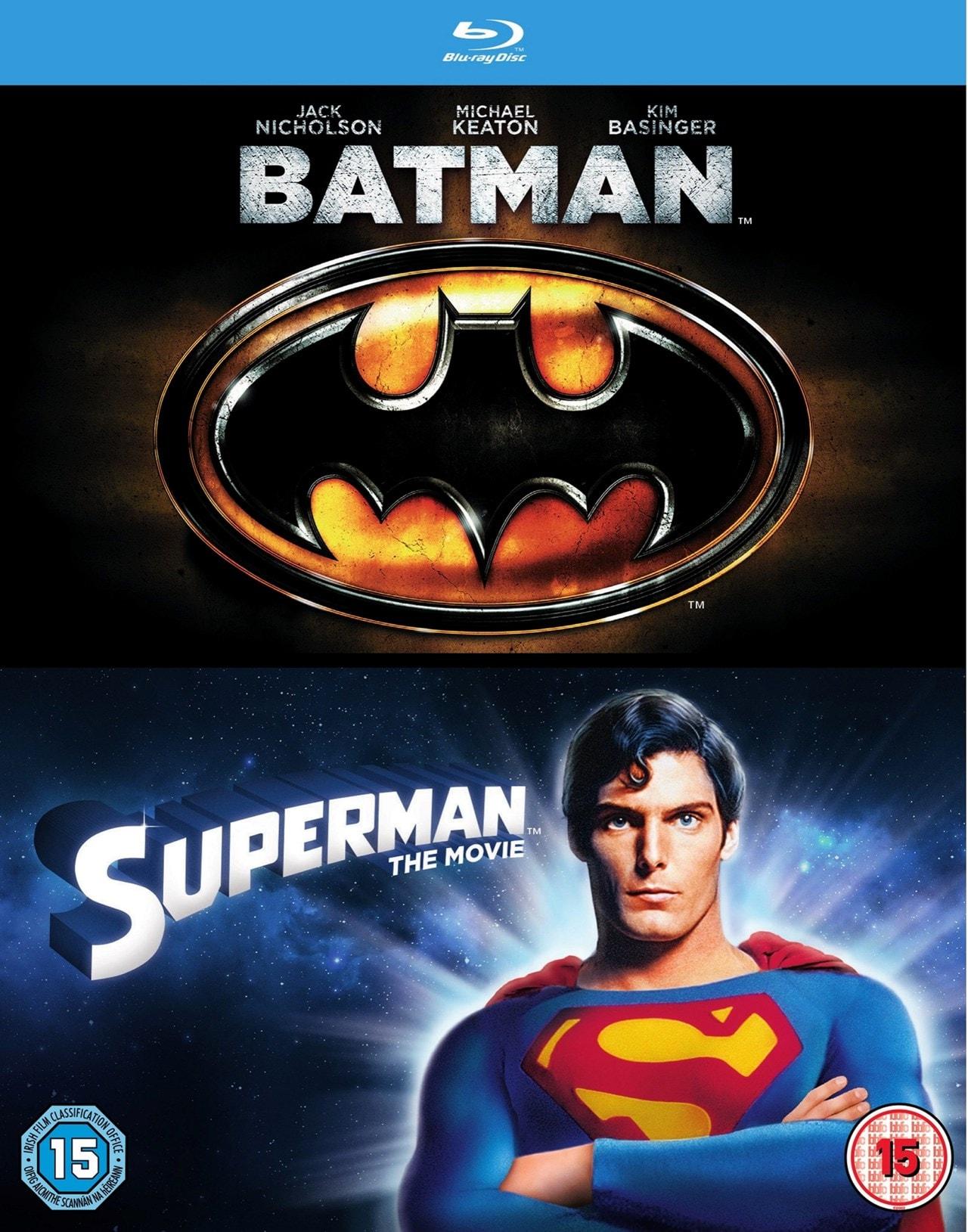 Batman/Superman: The Movie - 1