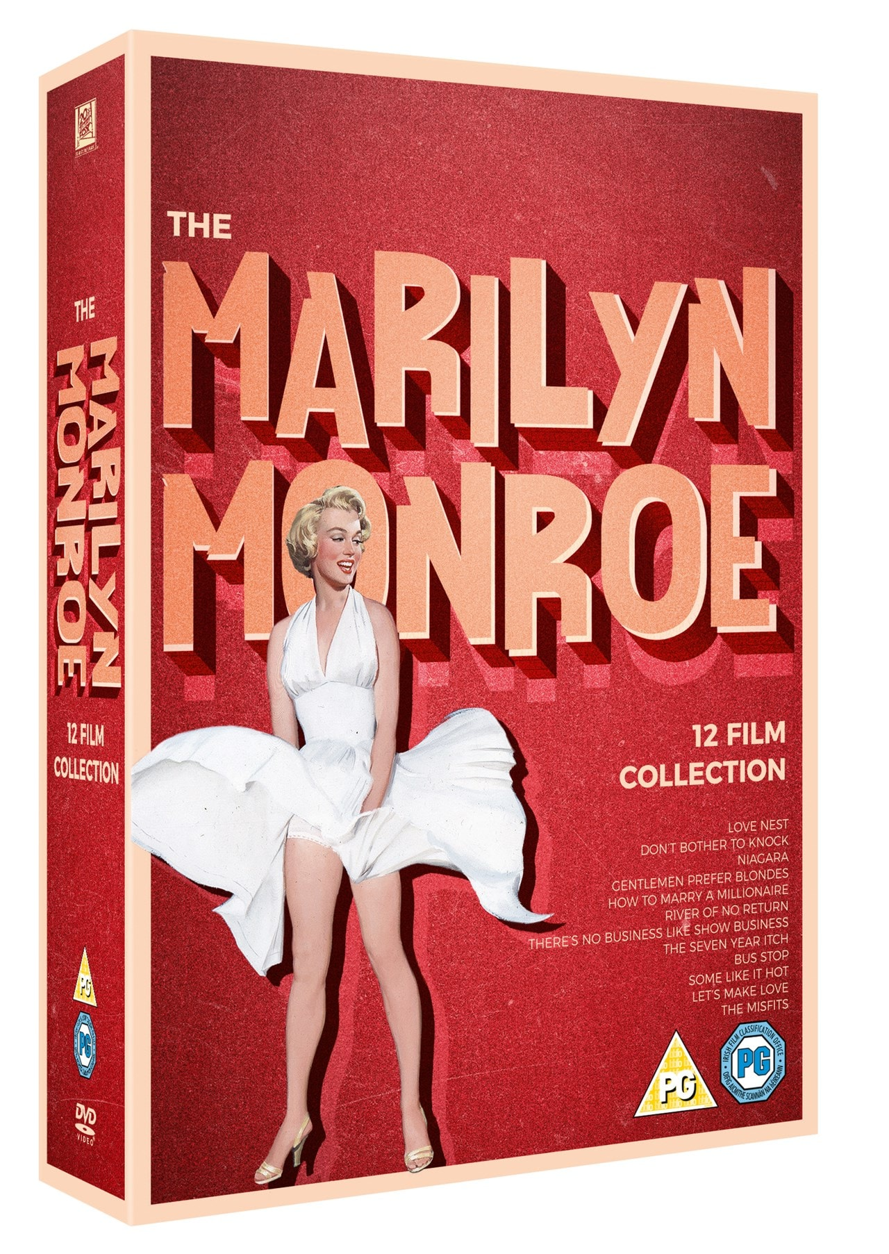 Marilyn Monroe: The 12 Film Collection (hmv Exclusive) - 2
