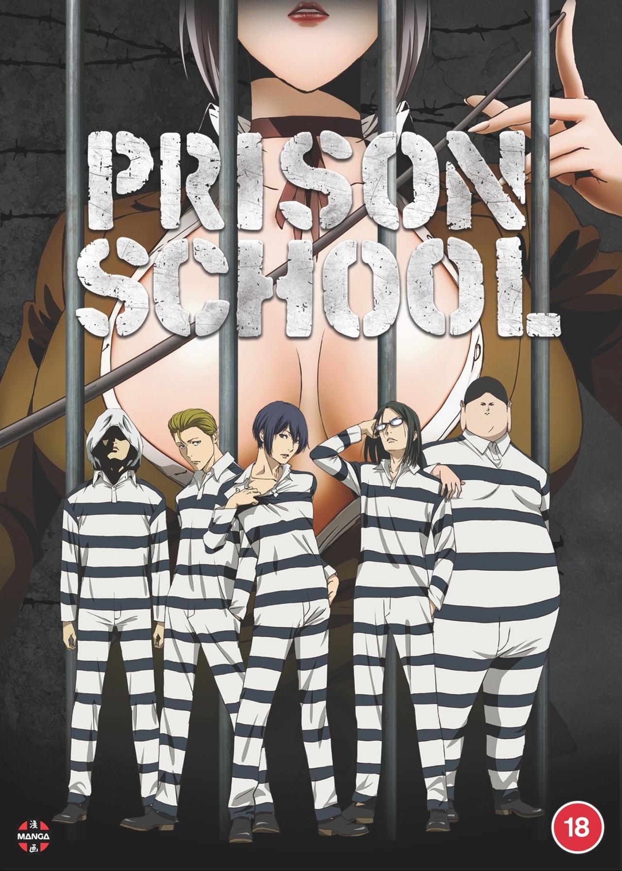 Prison School: The Complete Series - 1