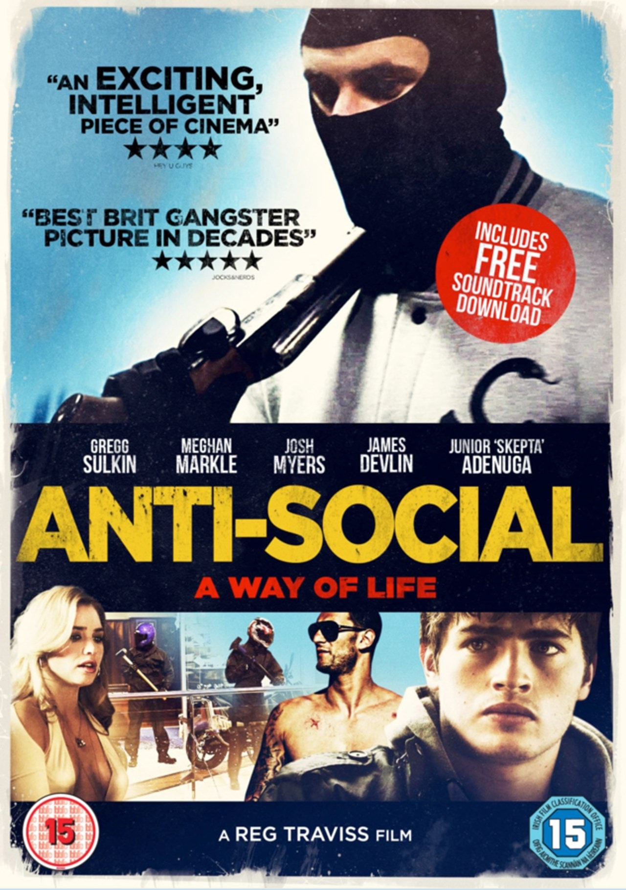 Anti-social - 1