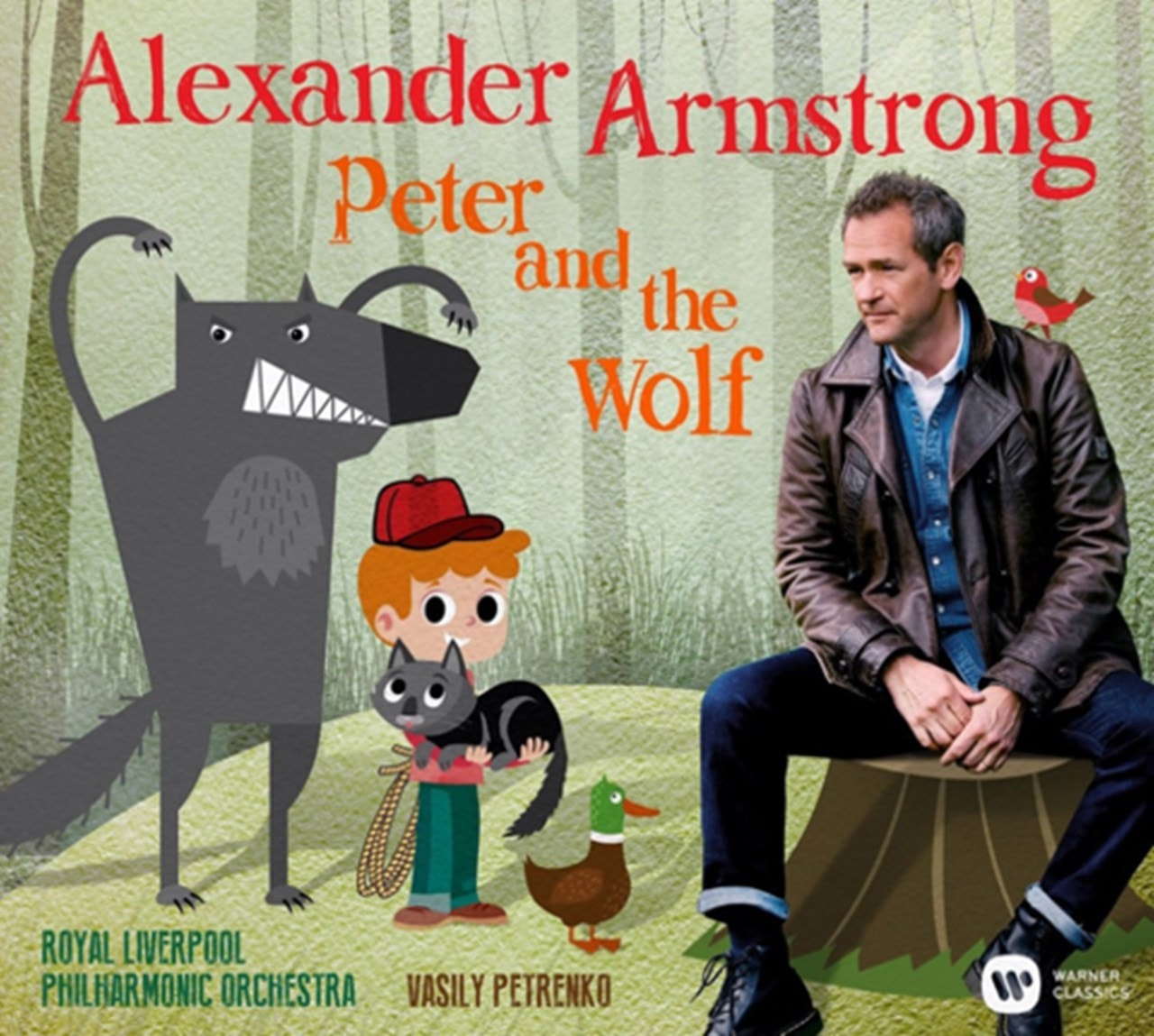 Prokofiev: Peter and the Wolf/... - 1