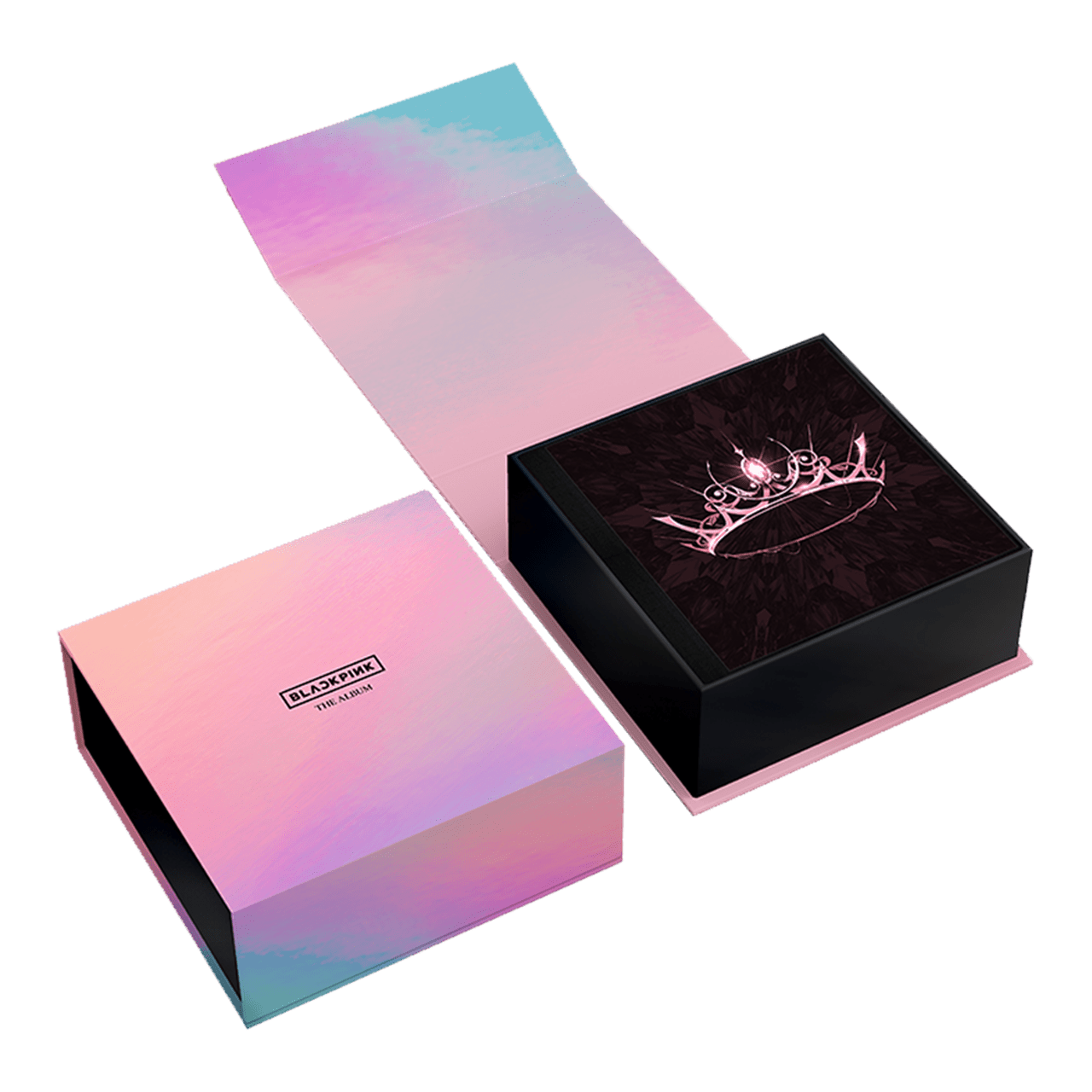The Album - Version 4 (Includes Retail Exclusive Artcard) - 1