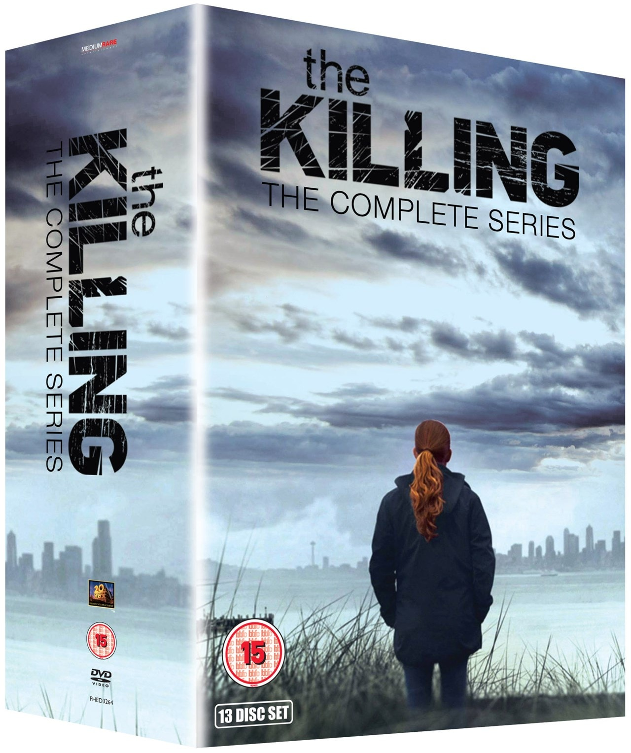 The Killing: The Complete Series - 2