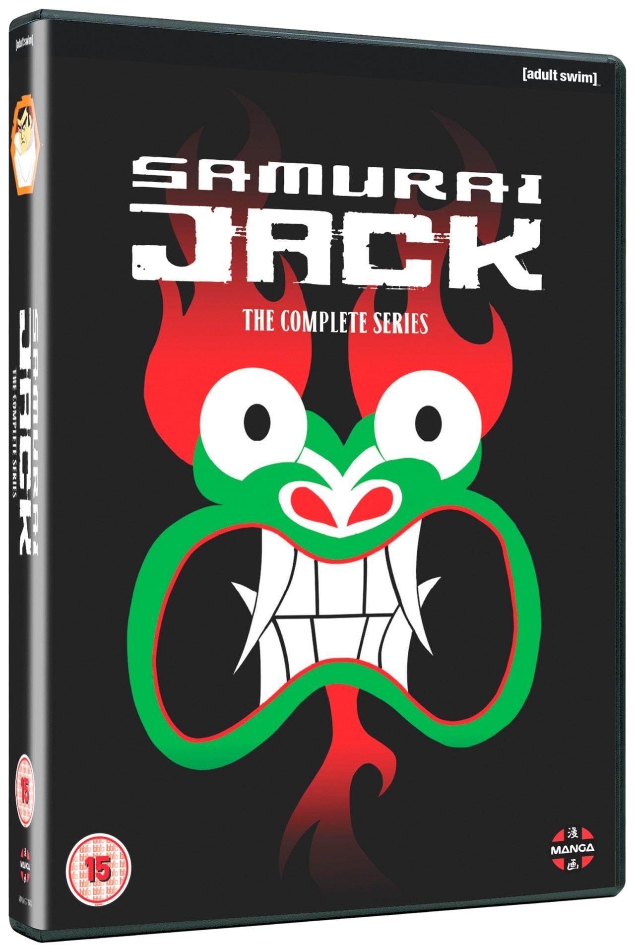 Samurai Jack: The Complete Series - 2