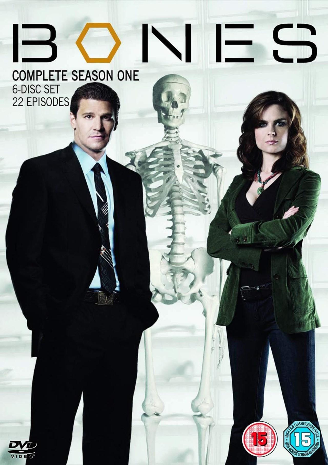 Bones: Season 1 - 1