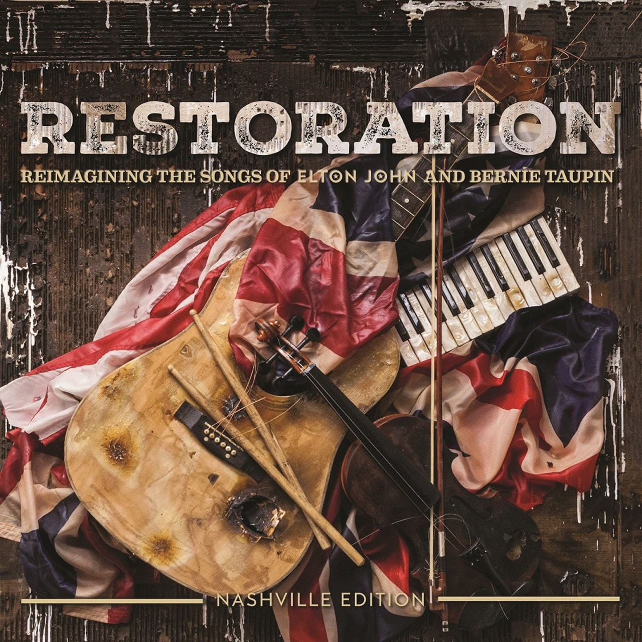 Restoration: Reimagining the Songs of Elton John & Bernie Taupin - 2
