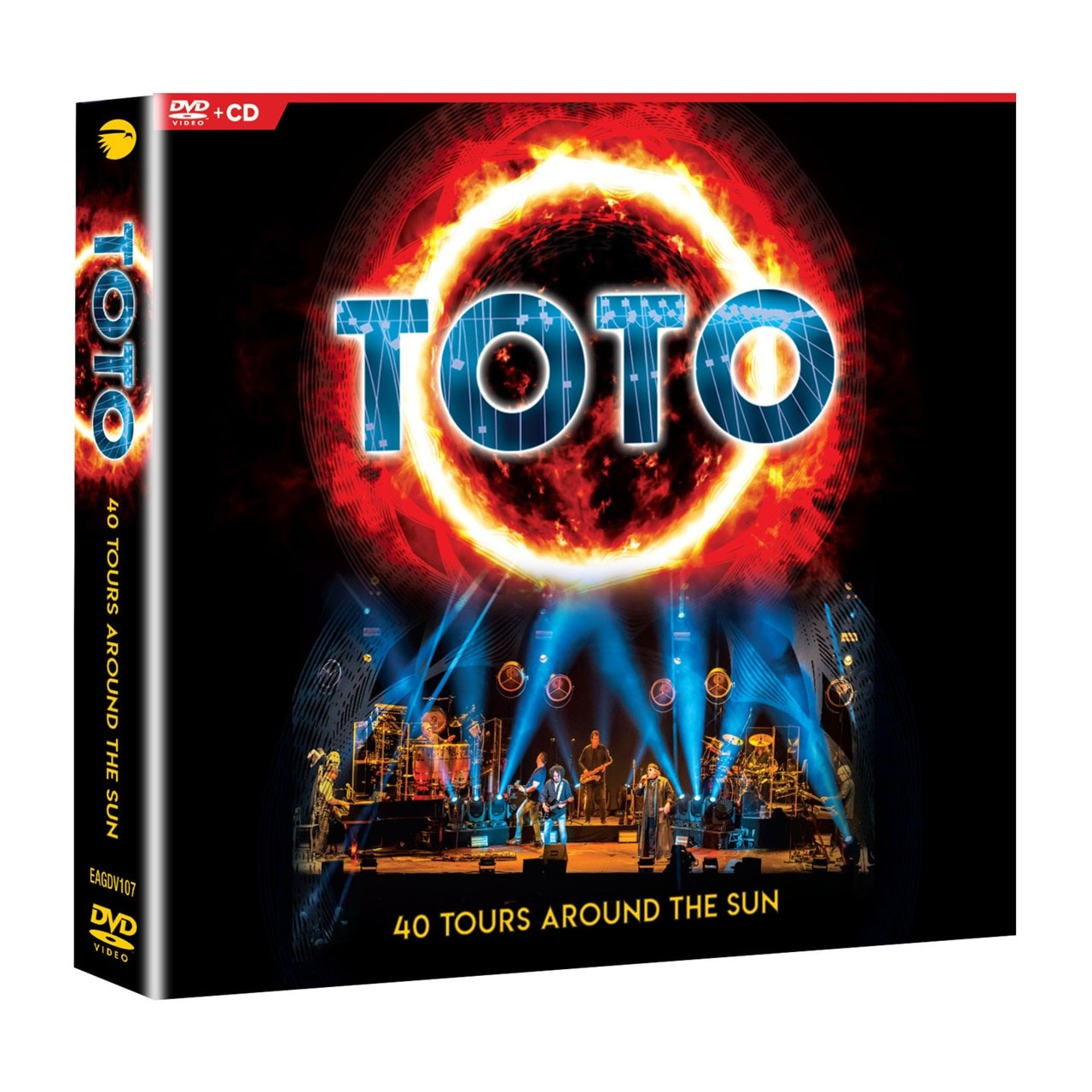 Toto: 40 Tours Around the Sun - 1