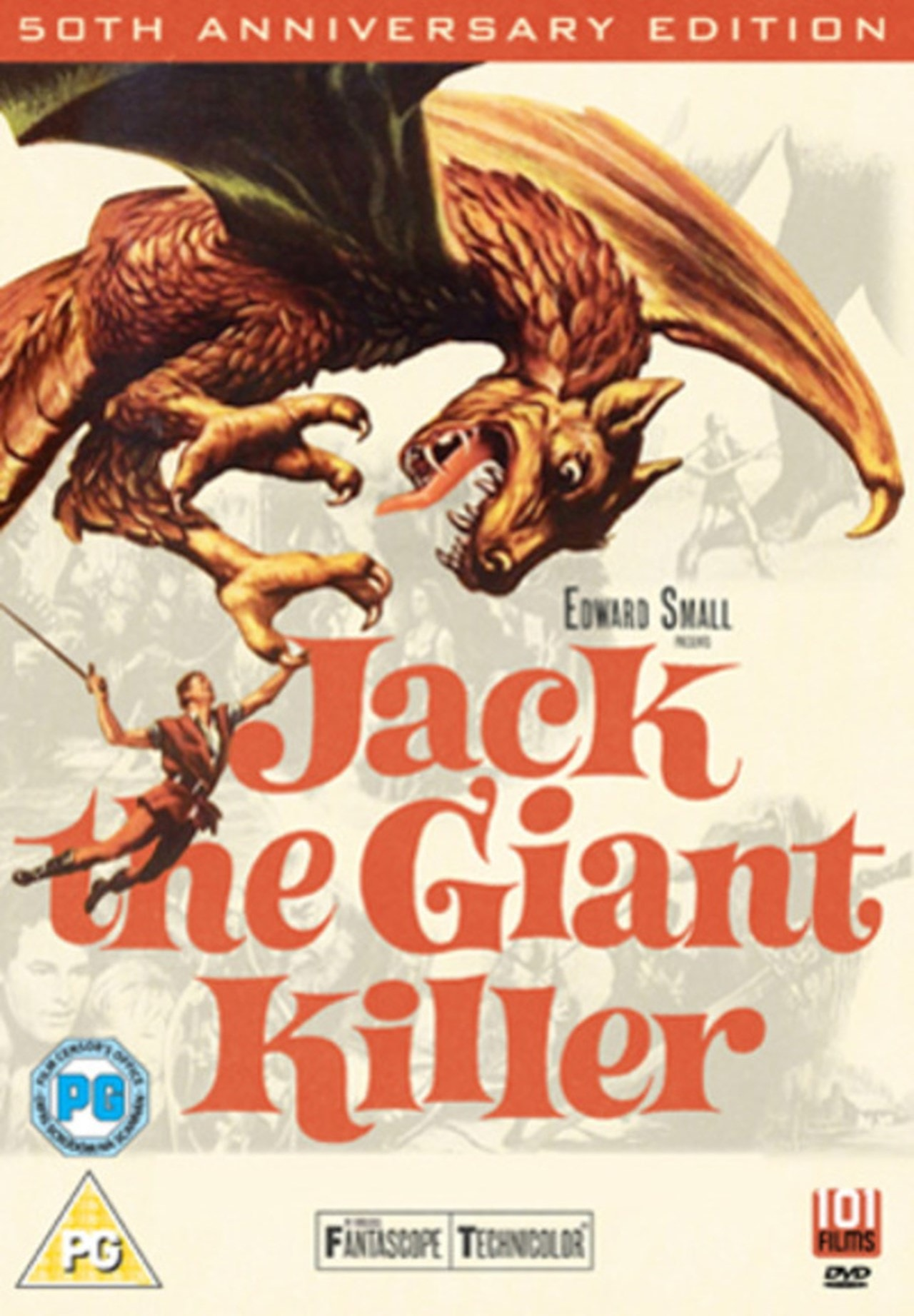 Jack the Giant Killer - 1