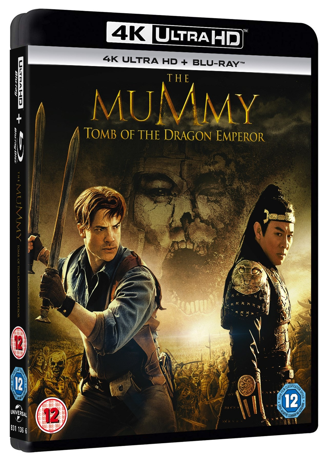The Mummy: Tomb of the Dragon Emperor - 2