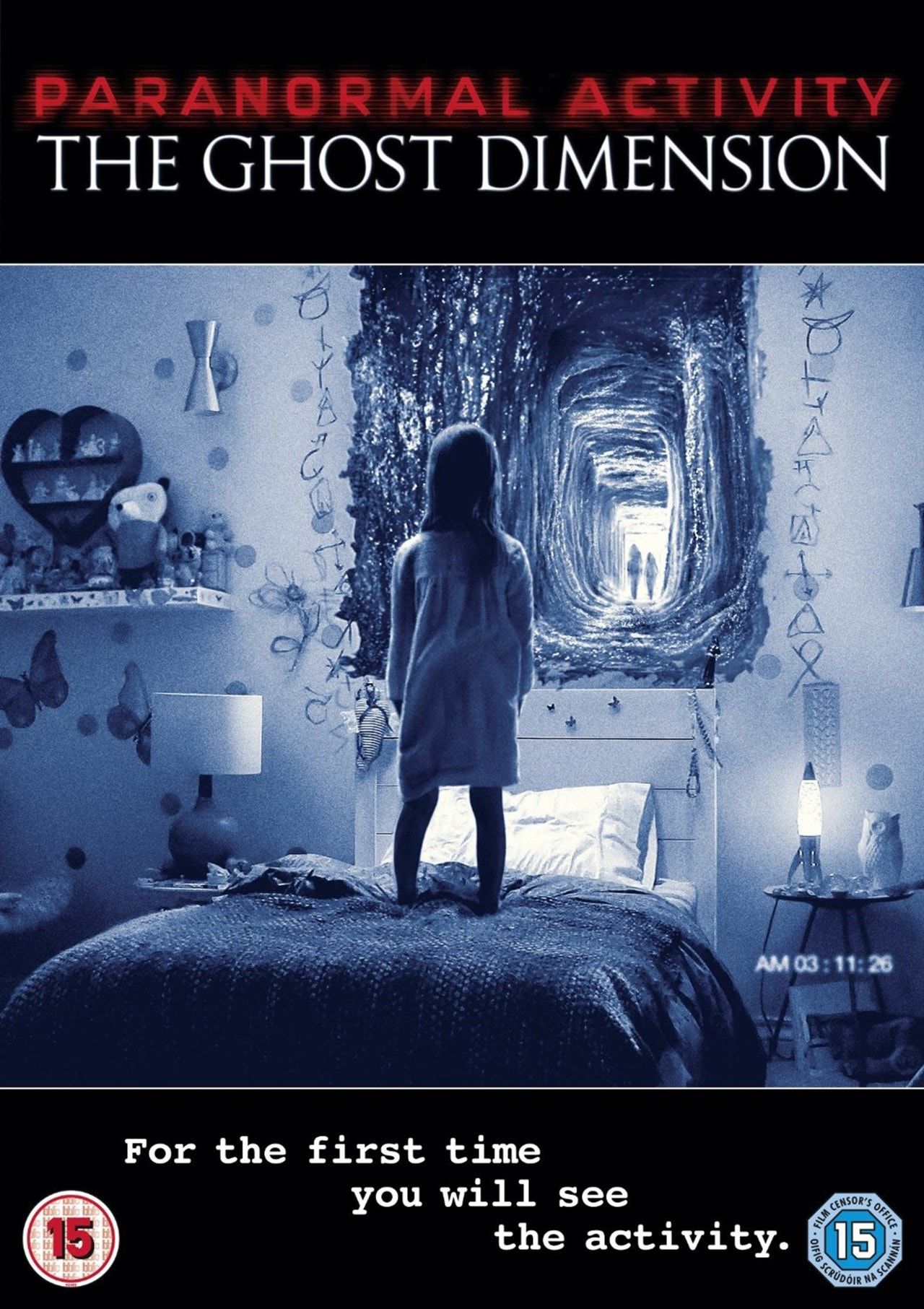 Paranormal Activity: The Ghost Dimension - 1