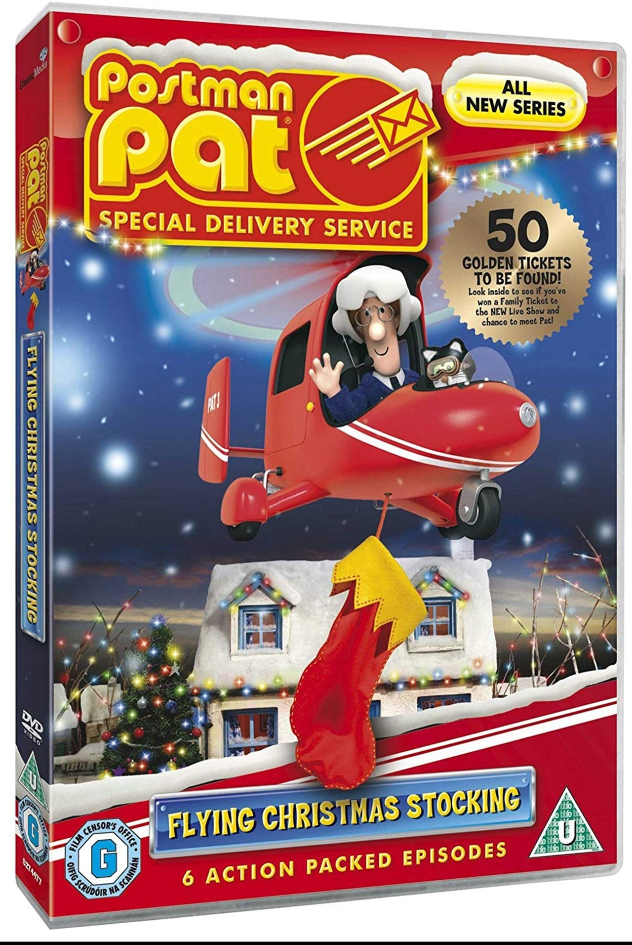Postman Pat - Special Delivery Service: Flying Christmas Stocking - 1