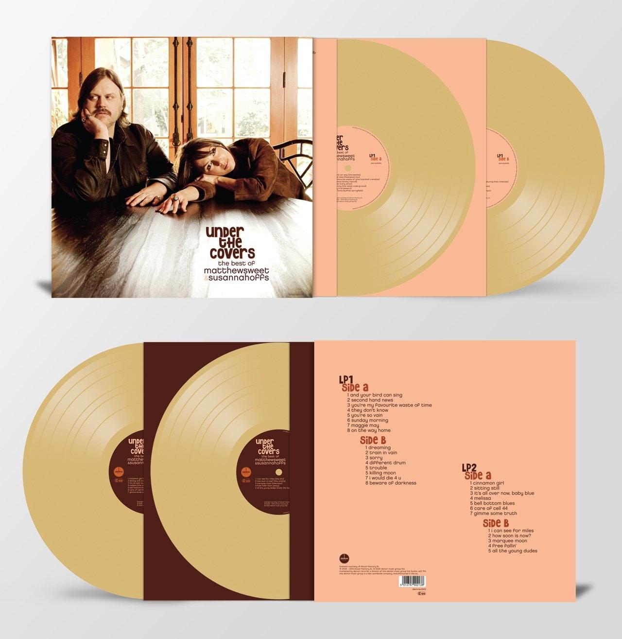 Under the Covers: The Best of Matthew Sweet & Susanna Hoffs - 1
