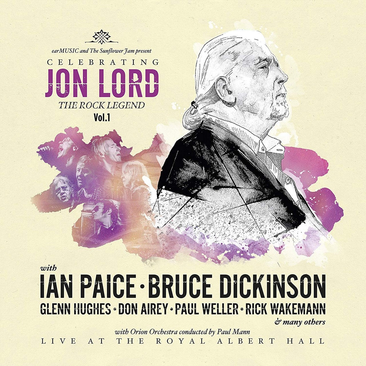 Celebrating Jon Lord: The Rock Legend - Volume 1 - 1