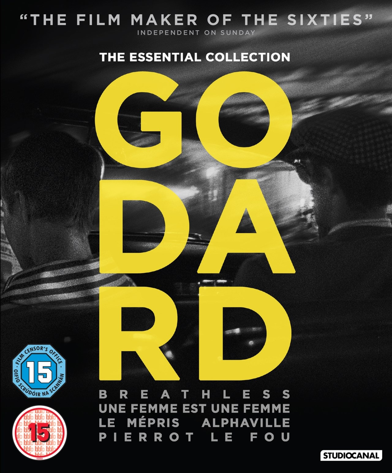 Godard: The Essential Collection - 1