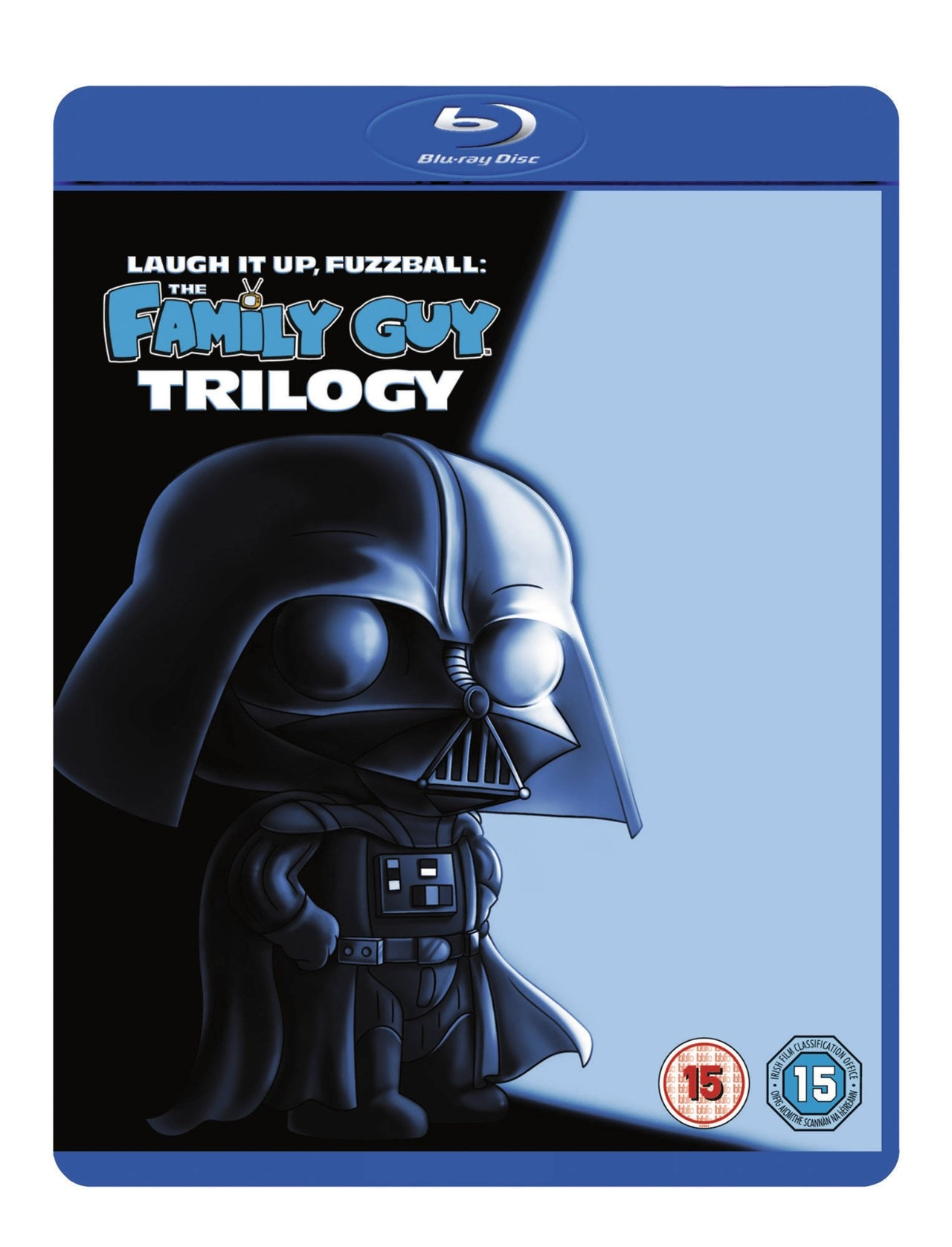 Family Guy Star Wars Trilogy - Laugh It Up Fuzzball - 1