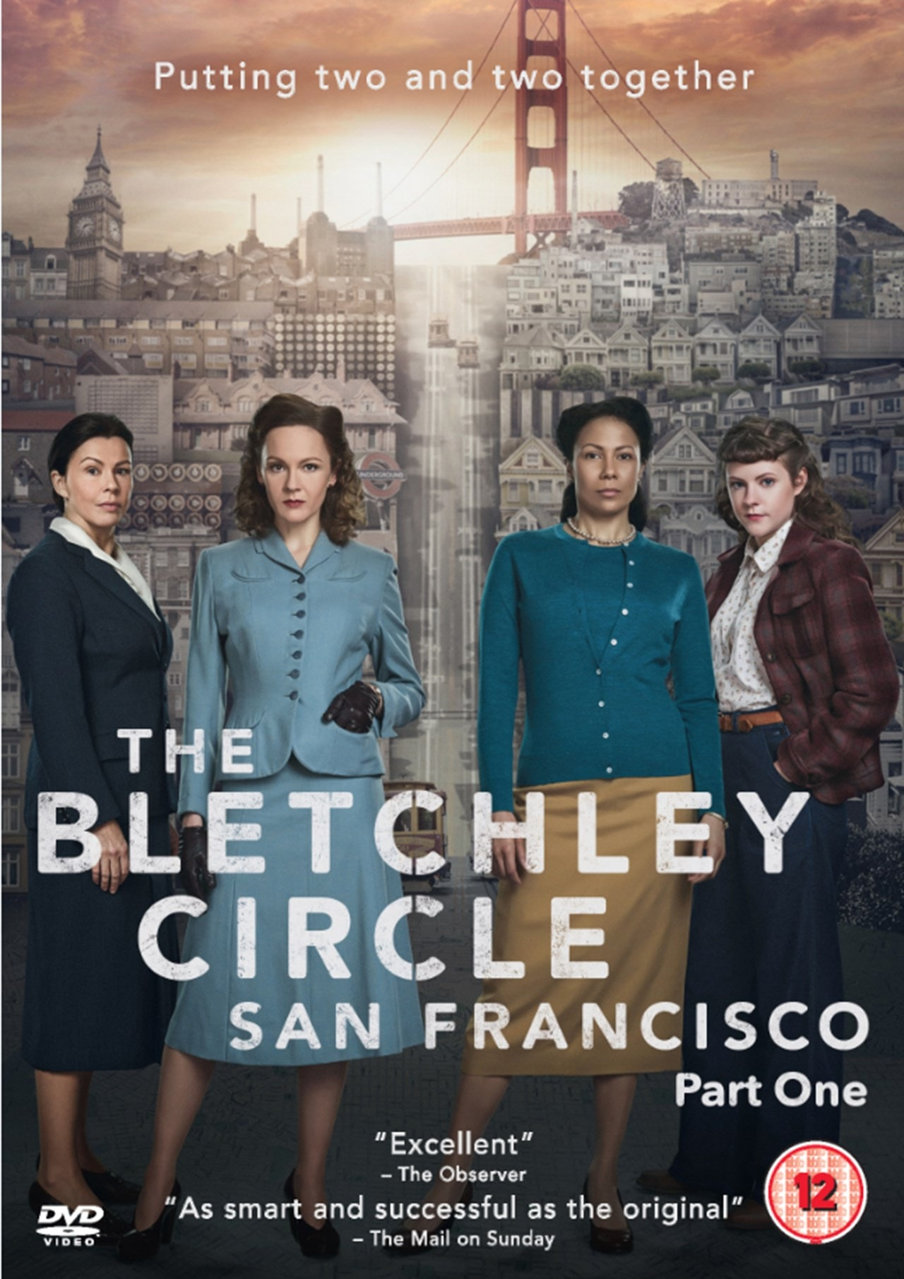 The Bletchley Circle: San Francisco - Part One - 1