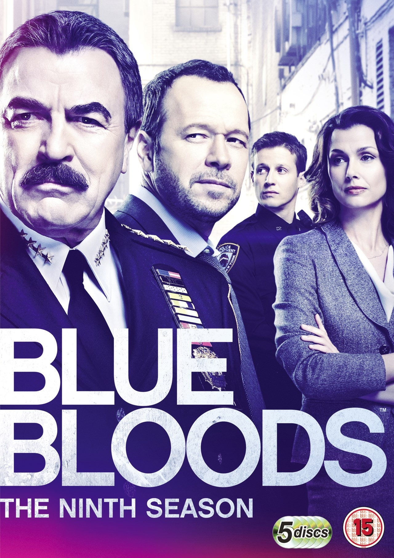 Blue Bloods: The Ninth Season - 1