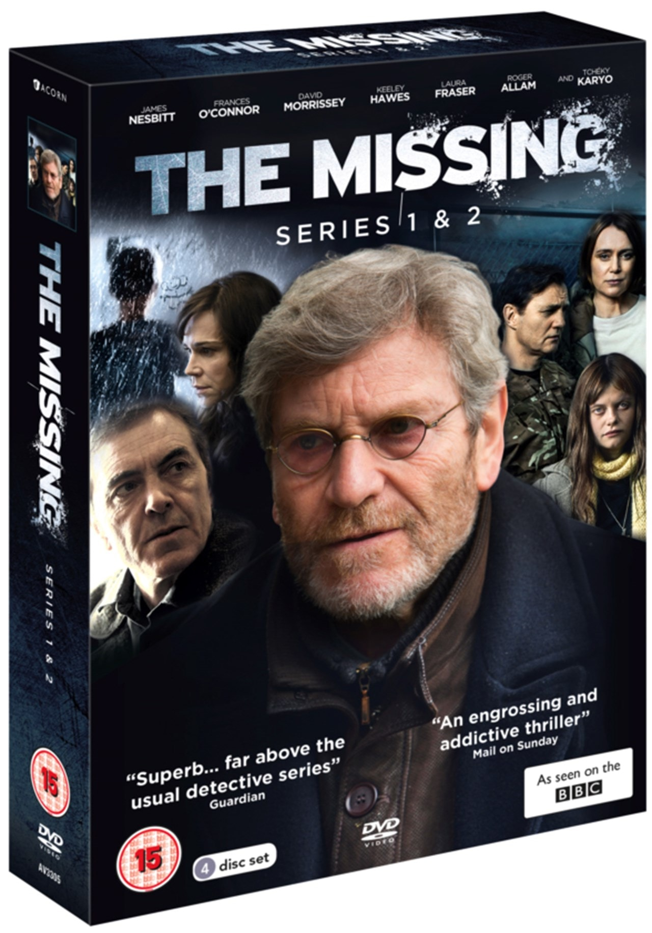 The Missing: Series 1 & 2 - 2