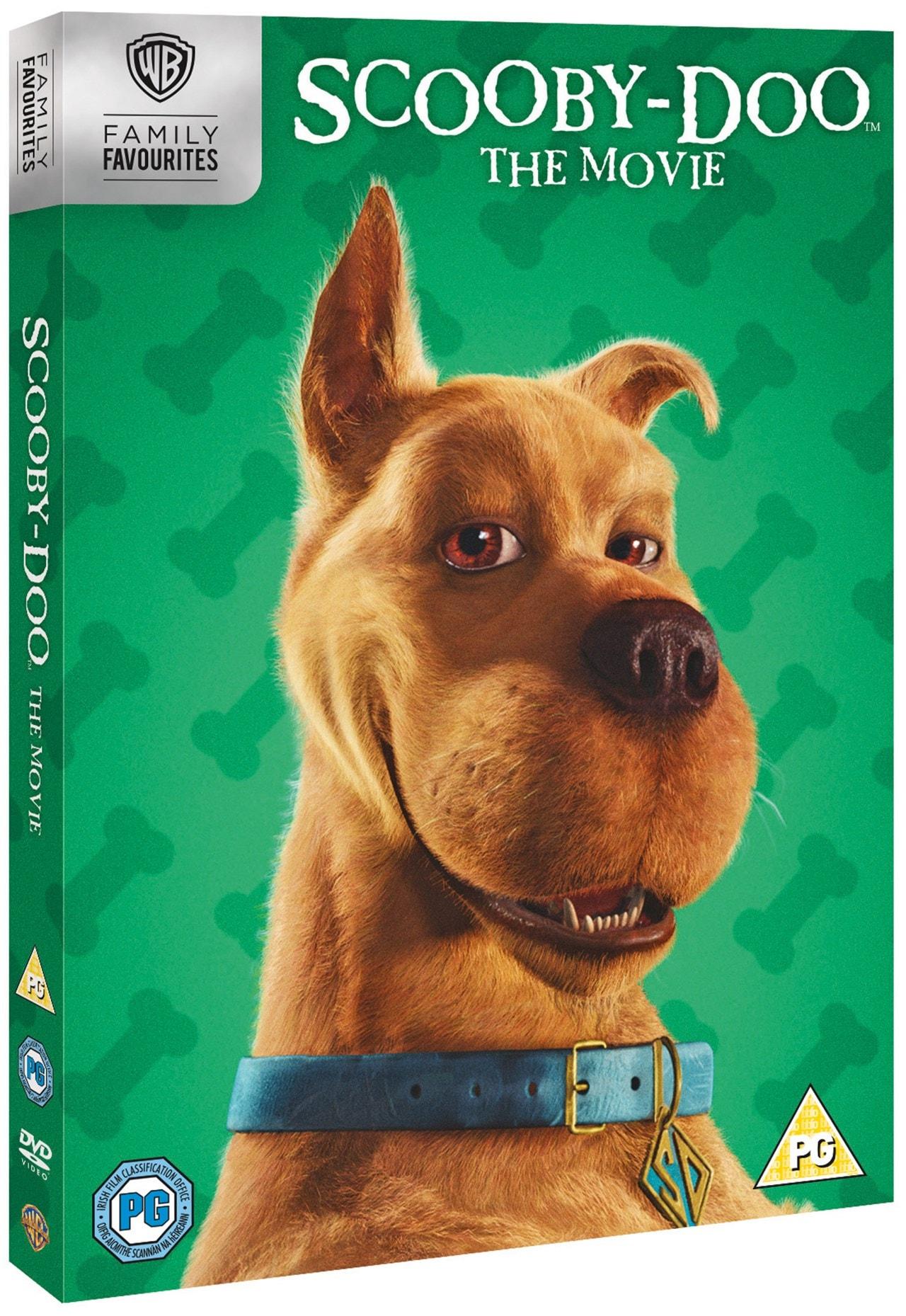 Scooby-Doo - the Movie - 2