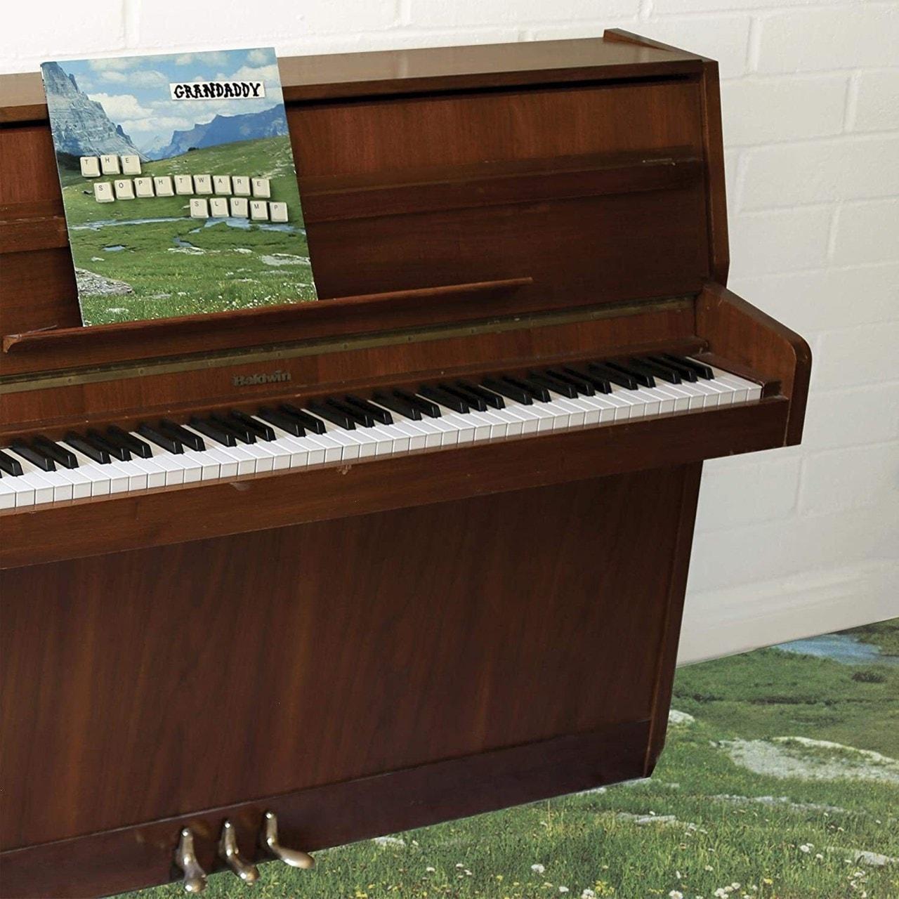 The Sophtware Slump... On a Wooden Piano - 1