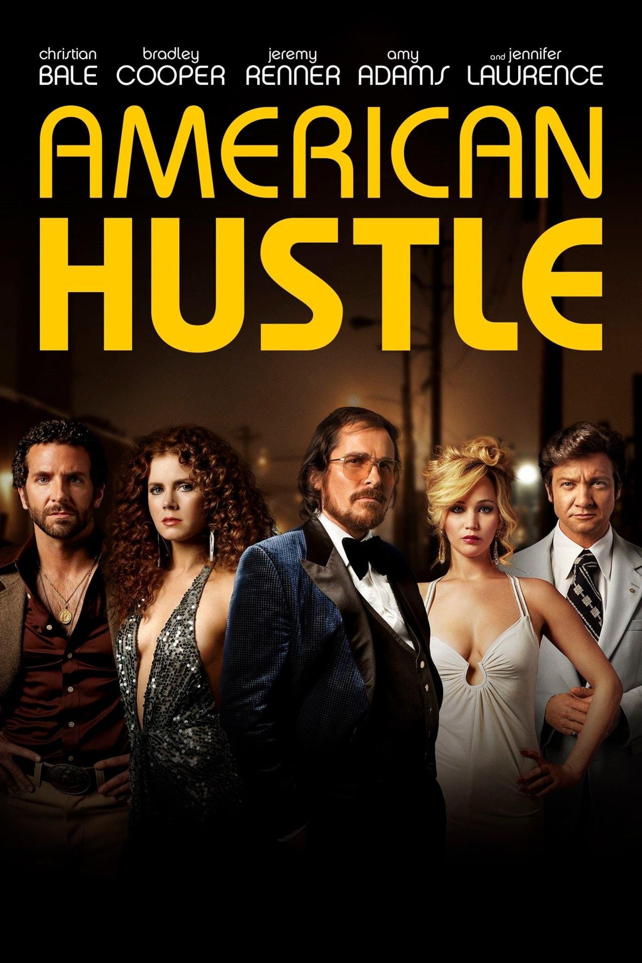 American Hustle - 1