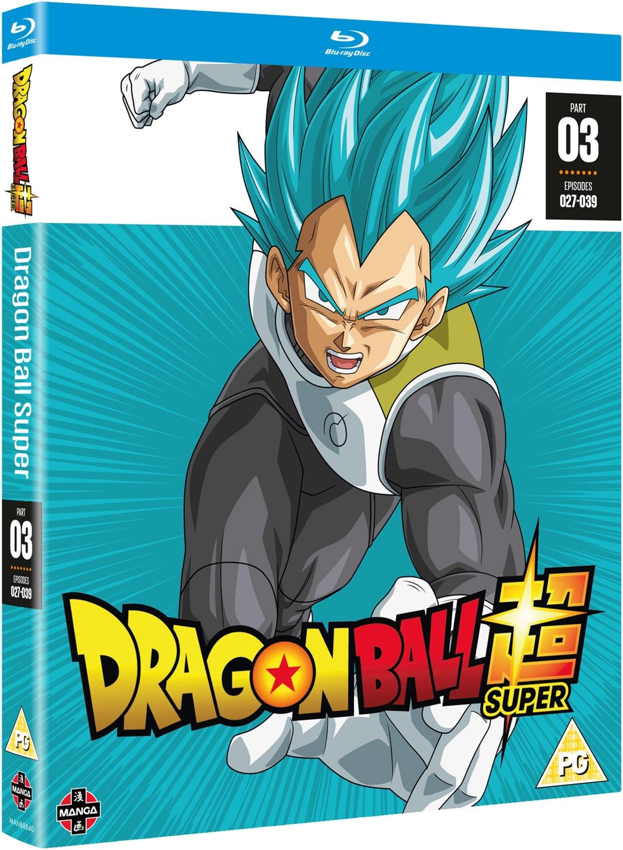 Dragon Ball Super: Part 3 - 2