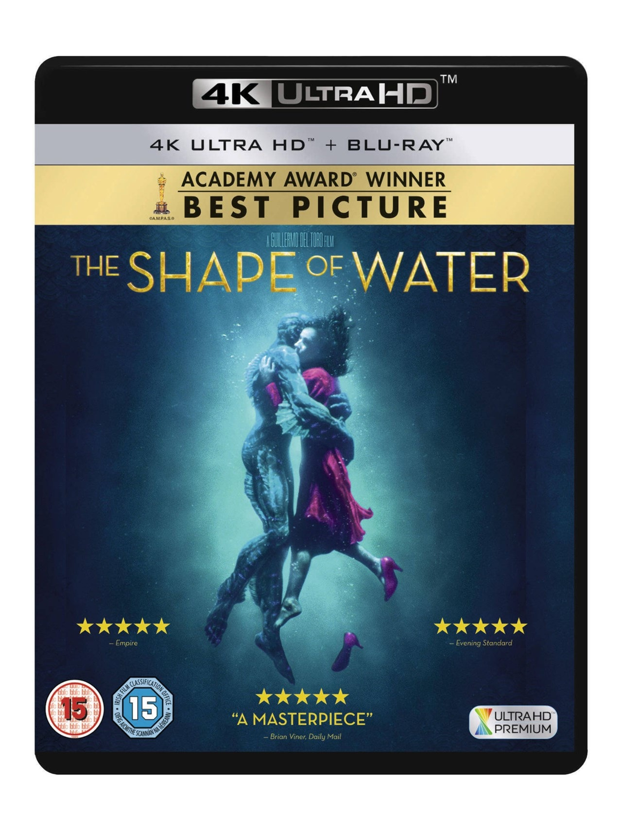 The Shape of Water - 1