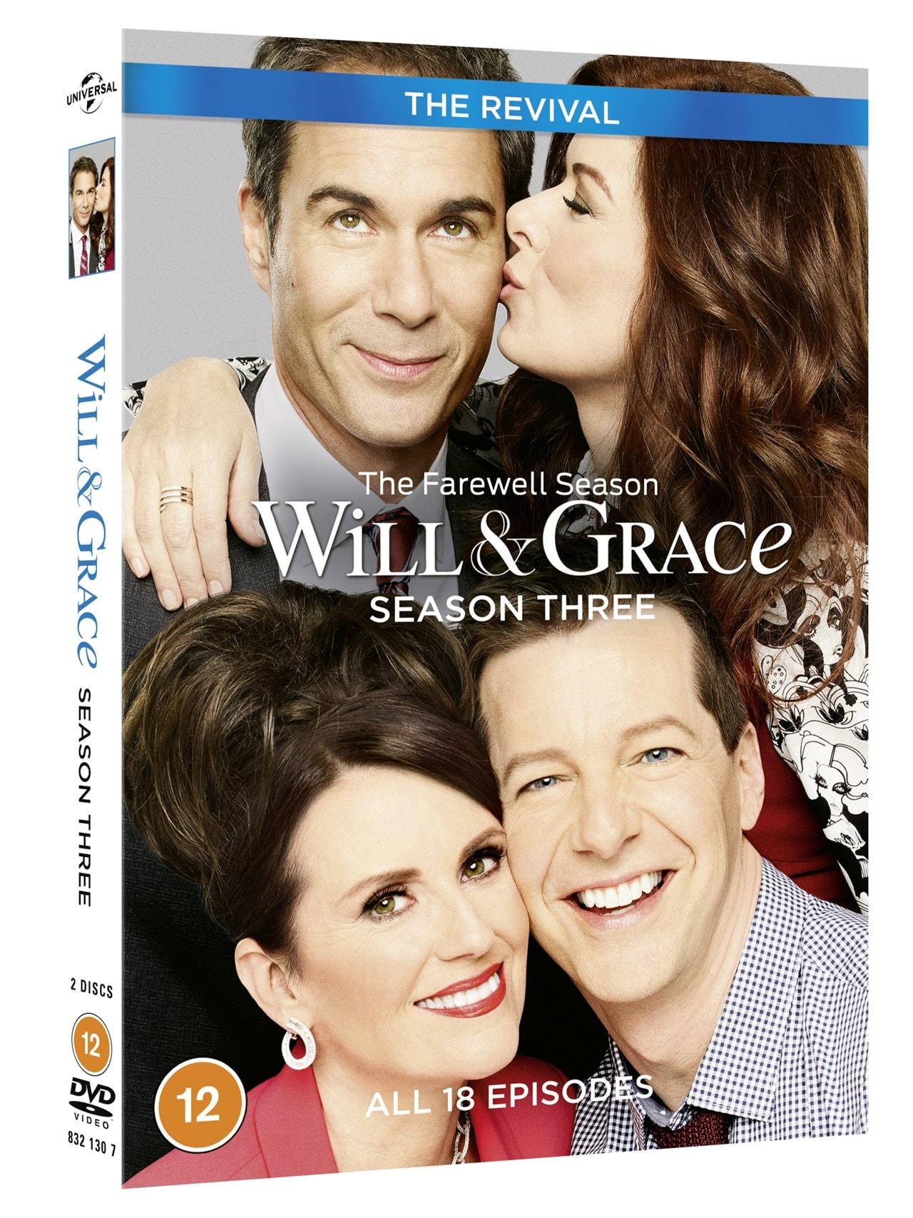 Will and Grace - The Revival: Season Three - The Farewell Season - 2