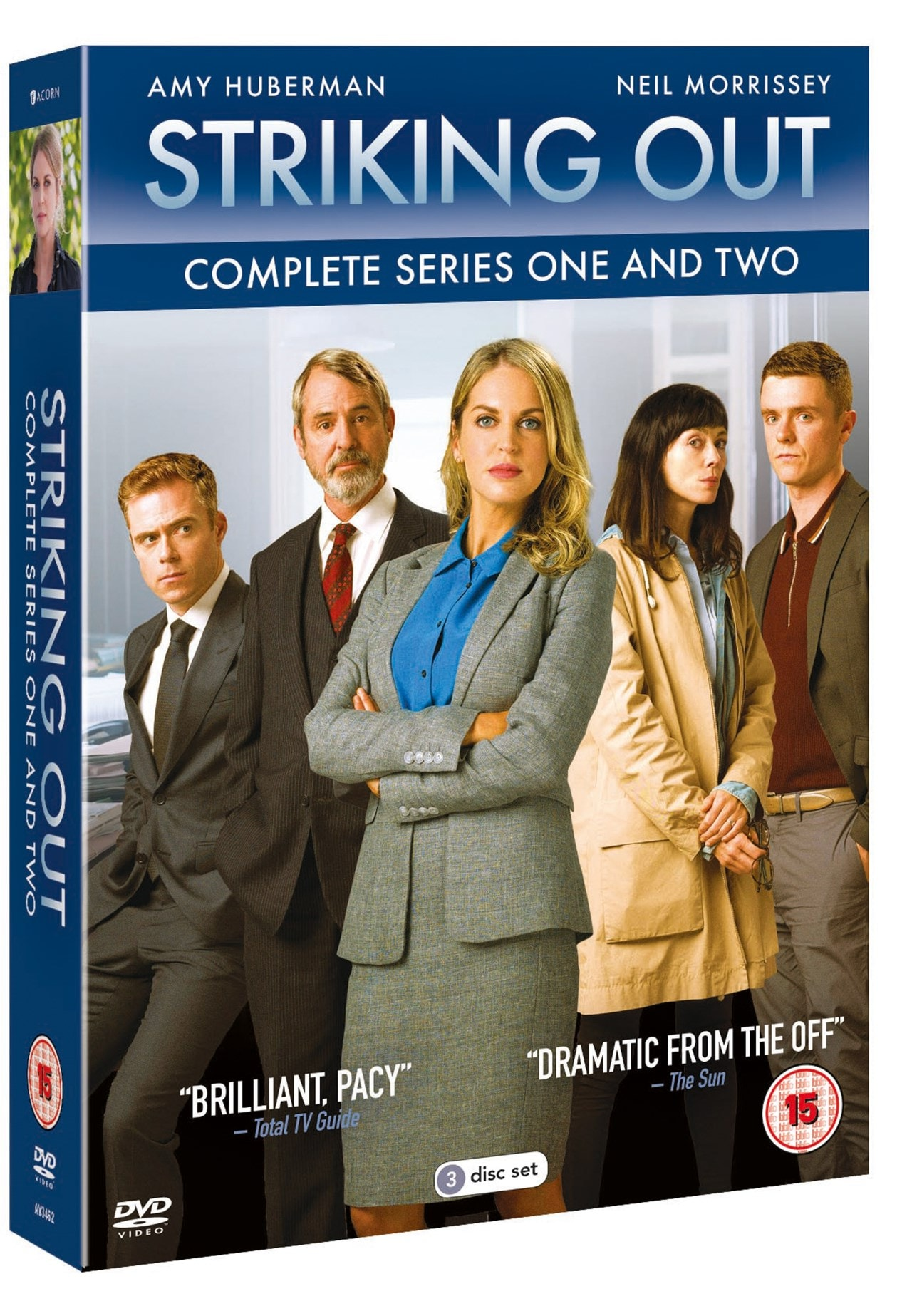 Striking Out: Complete Series One and Two - 2