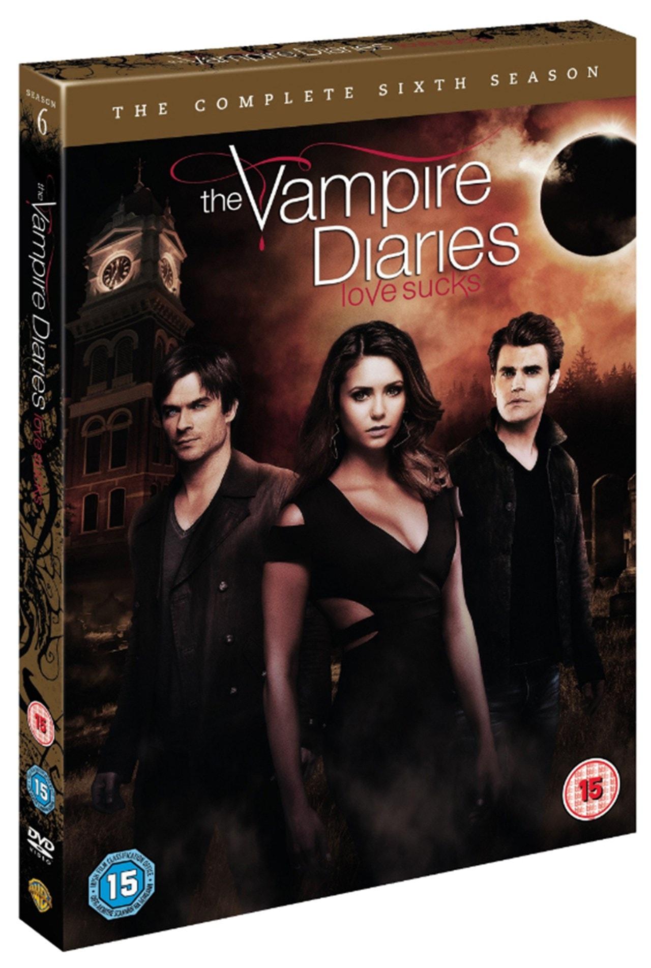 The Vampire Diaries: The Complete Sixth Season - 2