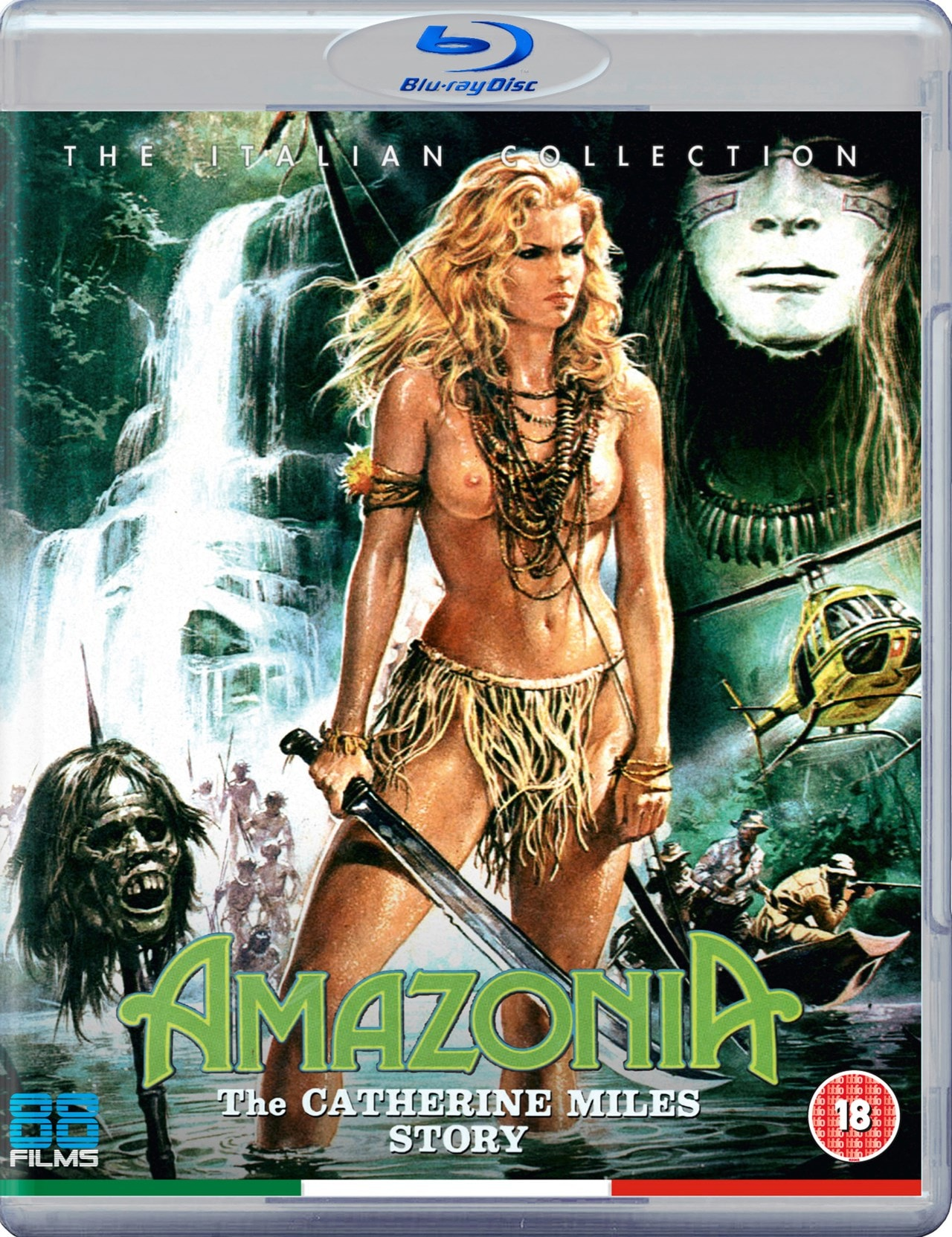 Amazonia - The Catherine Miles Story - 1