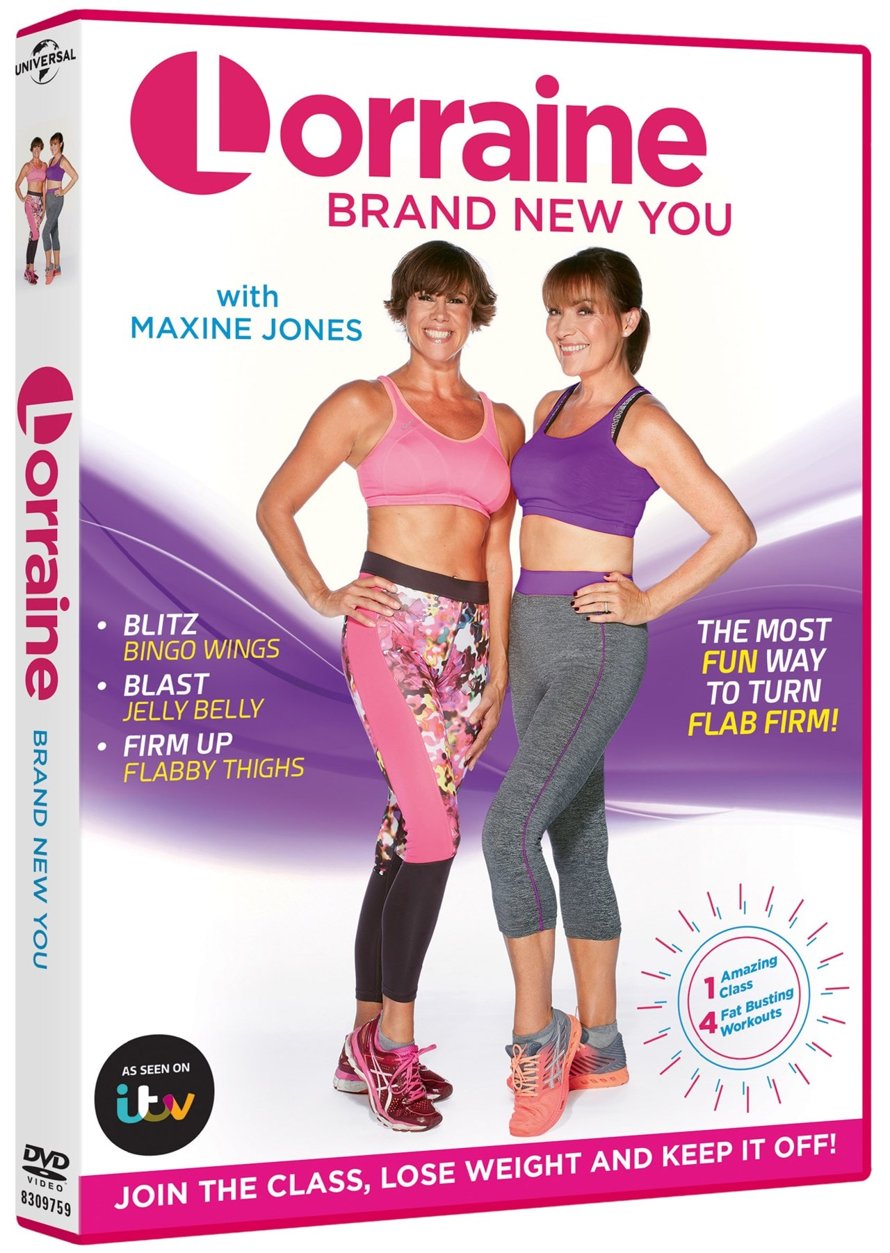 Lorraine Kelly: Brand New You - 2