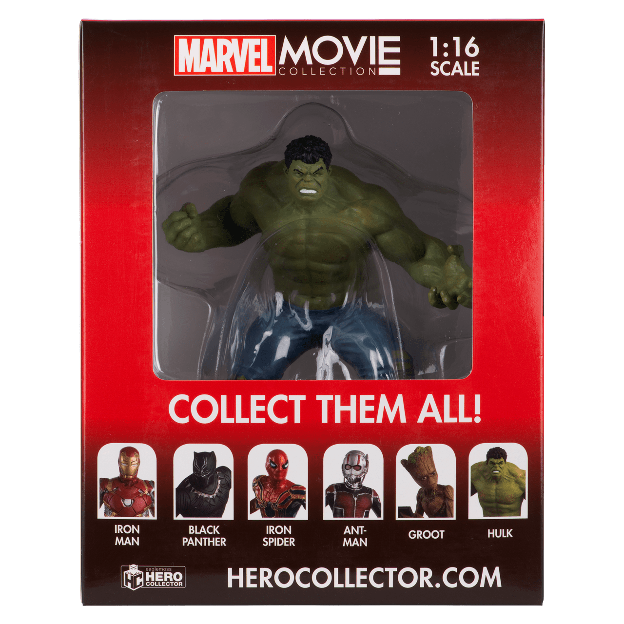 Hulk (Special): Marvel Figurine: Hero Collector - 3