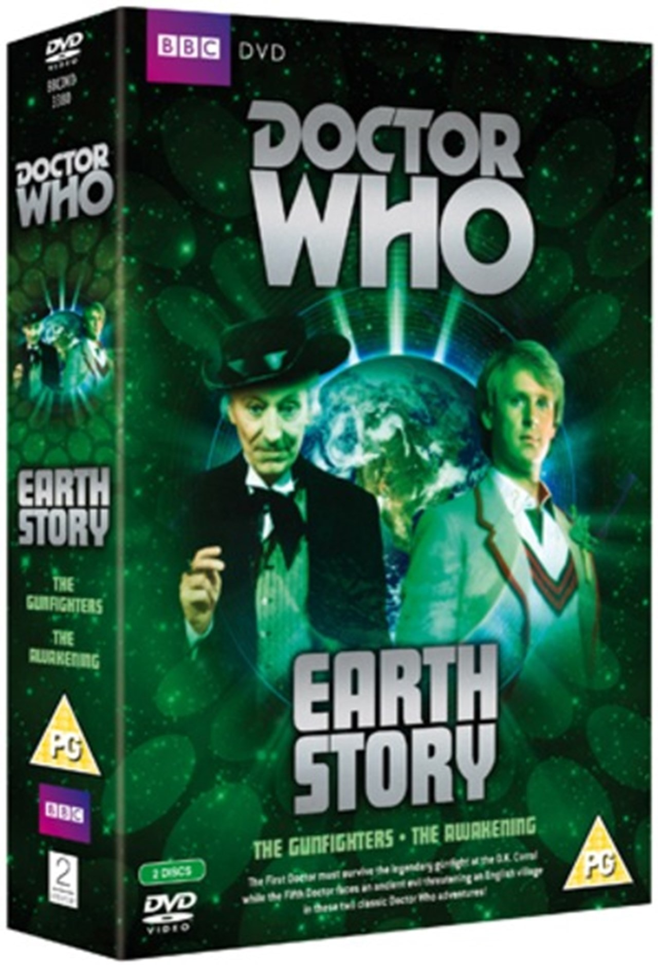 Doctor Who: Earth Story - 1