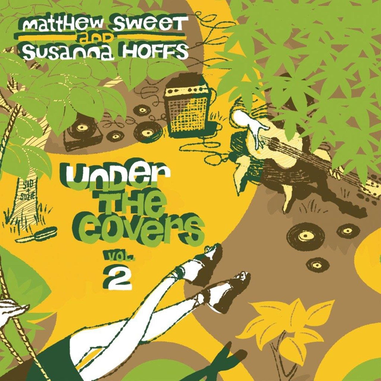 Under the Covers - Volume 2 - 1