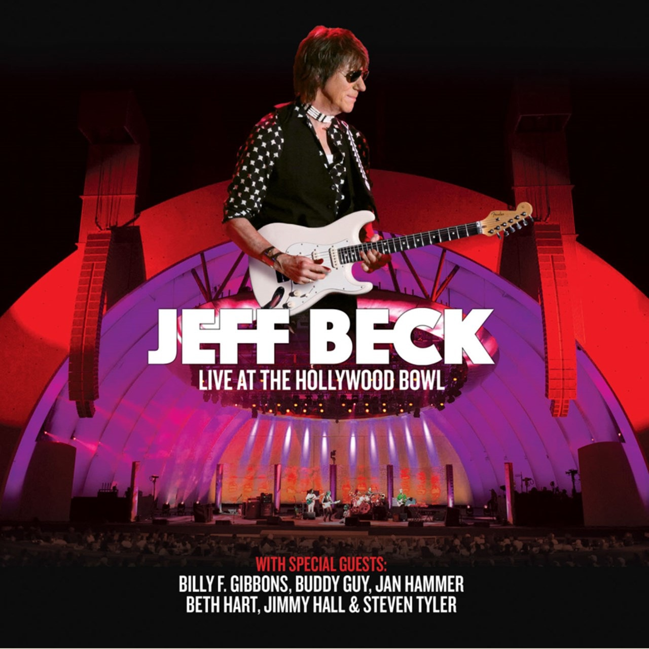 Jeff Beck: Live at the Hollywood Bowl - 1