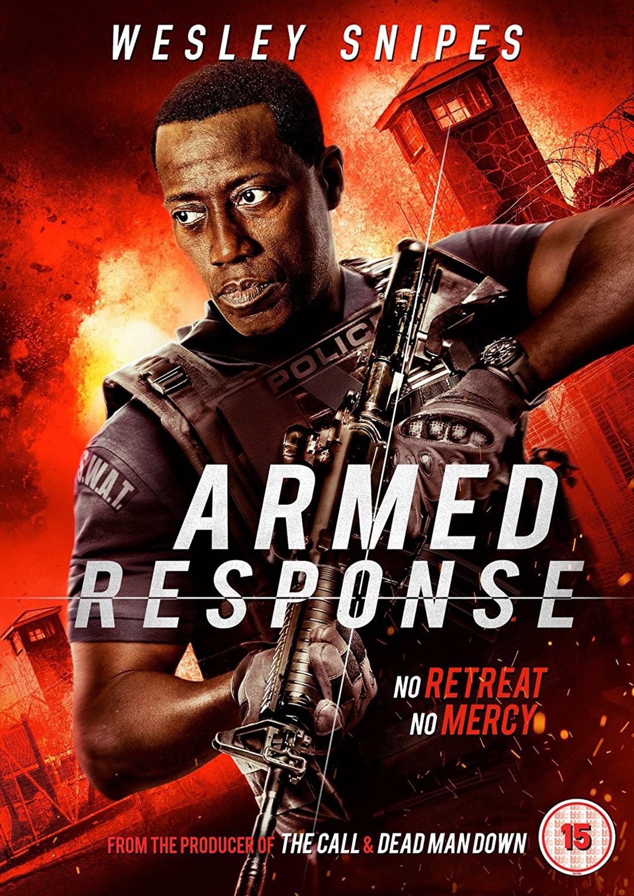 Armed Response - 1