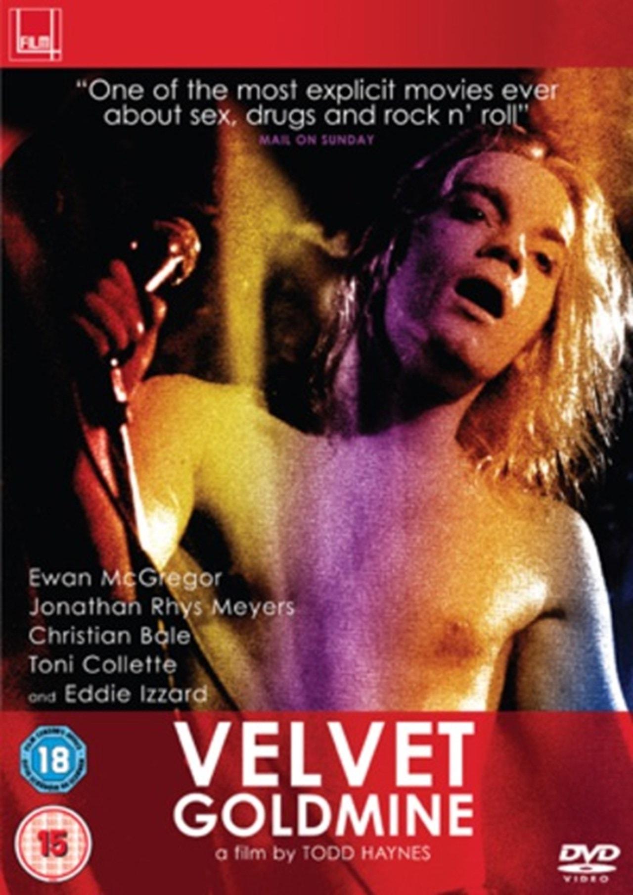 Velvet Goldmine - 1