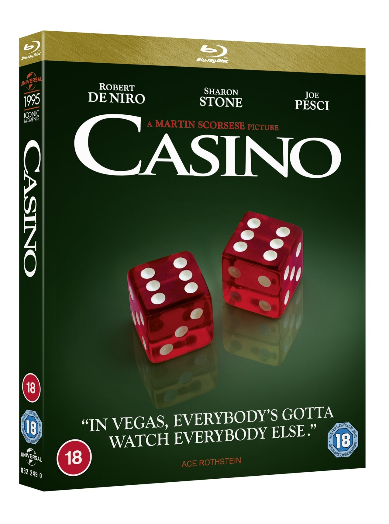 Casino - Iconic Moments (hmv Exclusive) - 2