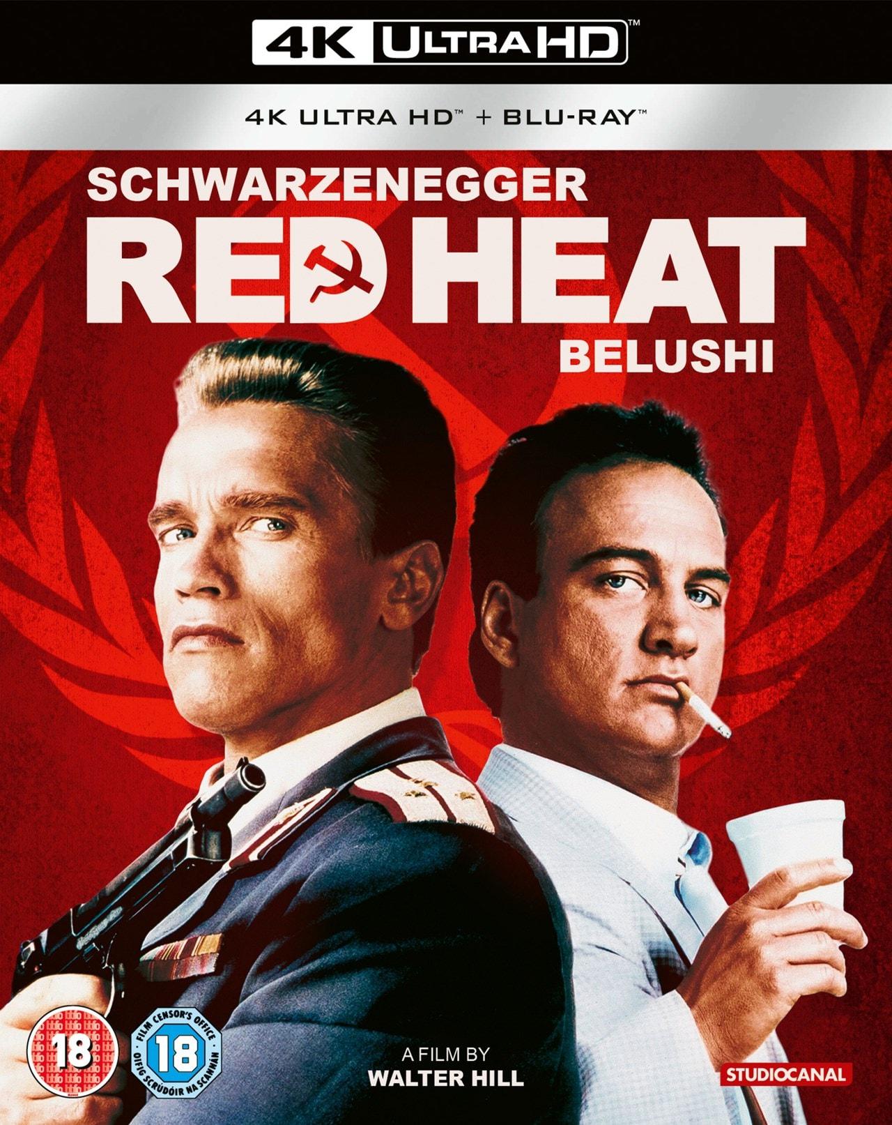 Red Heat - 1