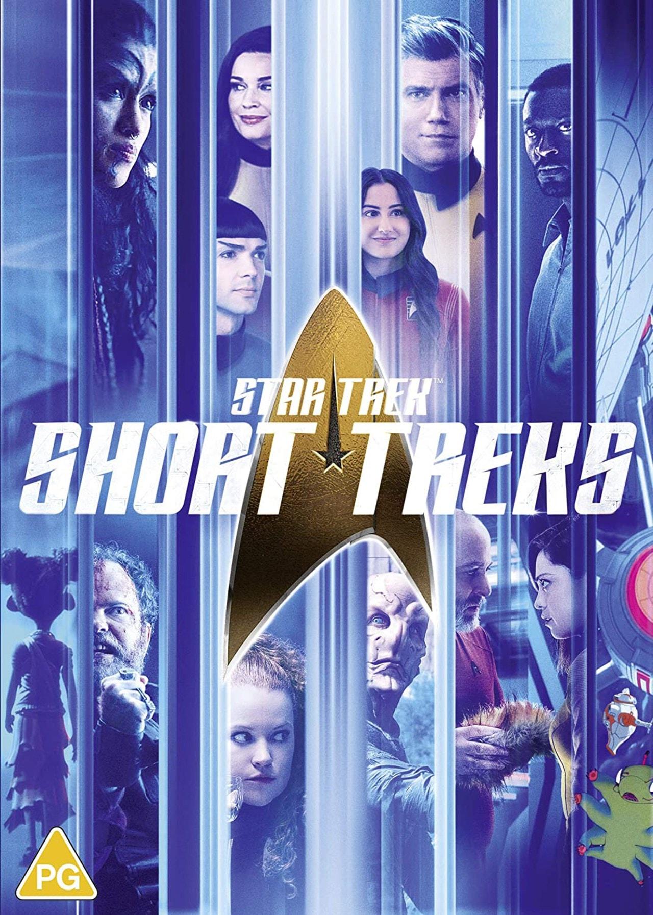 Star Trek - Short Treks - 1